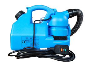 7L Electric portable ultra low volume sprayer disinfector sprayer