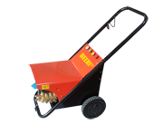 Electrodynamic high pressure cleaner