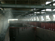 Dock,Coal And Mine Field Dedust Spray System